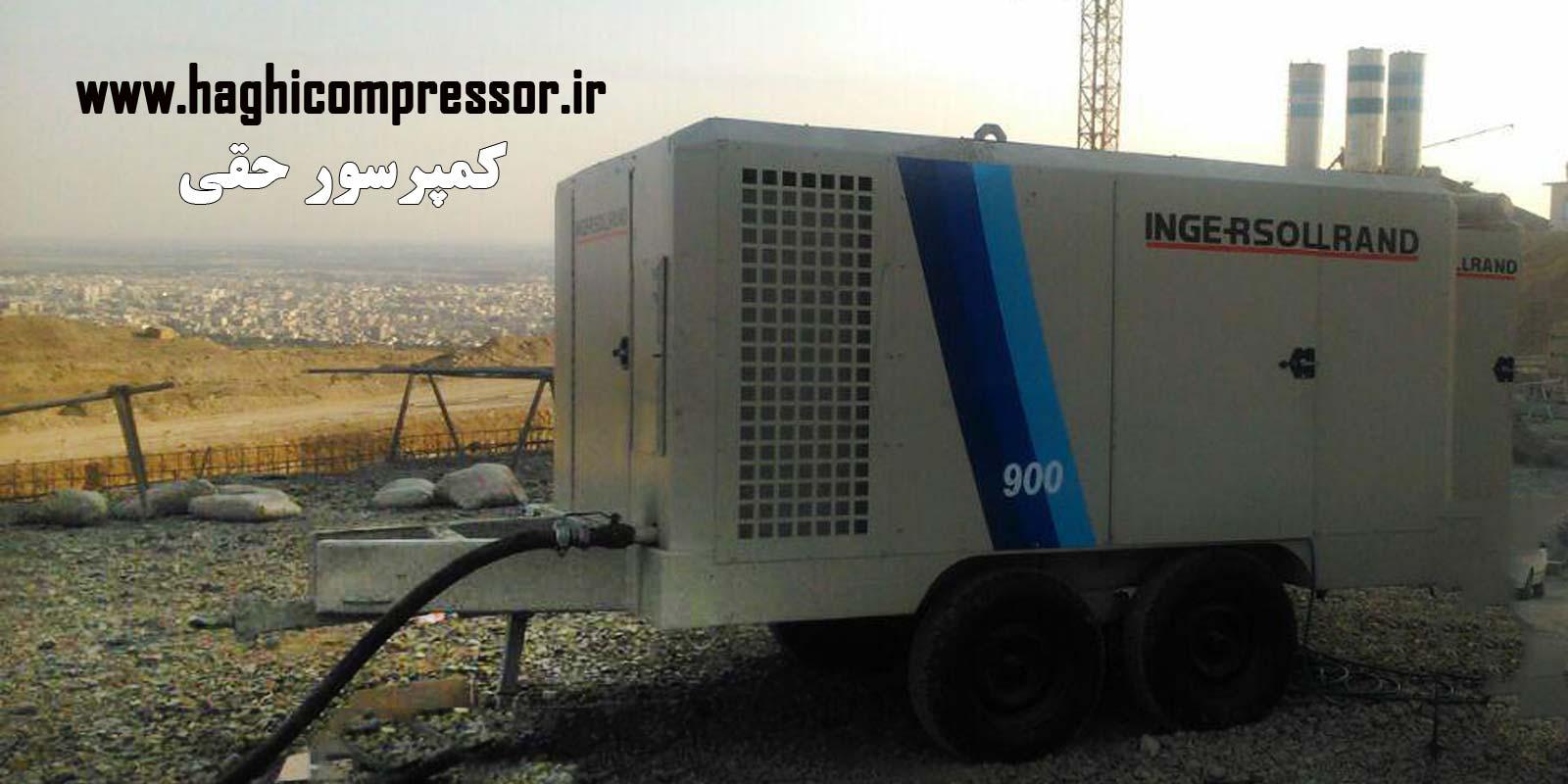 کمپرسور CFM 900 بار 10